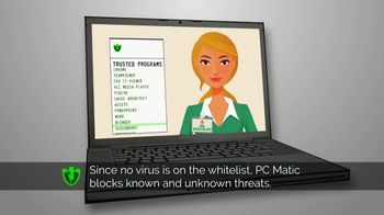 PCMatic.com TV Spot, 'Whitelist Antivirus' - Thumbnail 7