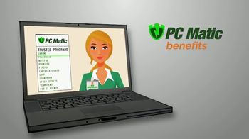 PCMatic.com TV Spot, 'Whitelist Antivirus'