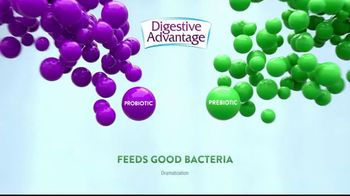 Digestive Advantage Prebiotic Fiber + Daily Probiotic TV Spot, 'Unique' - Thumbnail 6