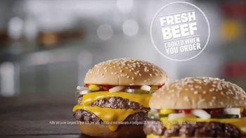 McDonald's Quarter Pounder TV Spot, '100 Percent' - Thumbnail 7