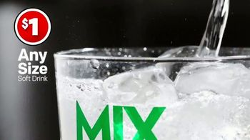 McDonald's $1 Any Size Soft Drinks TV Spot, 'Mix by Sprite Tropic Berry' - Thumbnail 2