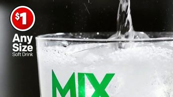 McDonald's $1 Any Size Soft Drinks TV Spot, 'Mix by Sprite Tropic Berry' - Thumbnail 3
