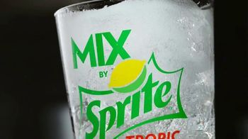 McDonald's $1 Any Size Soft Drinks TV Spot, 'Mix by Sprite Tropic Berry' - Thumbnail 4