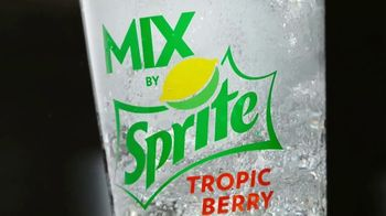 McDonald's $1 Any Size Soft Drinks TV Spot, 'Mix by Sprite Tropic Berry' - Thumbnail 5