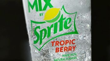 McDonald's $1 Any Size Soft Drinks TV Spot, 'Mix by Sprite Tropic Berry' - Thumbnail 6