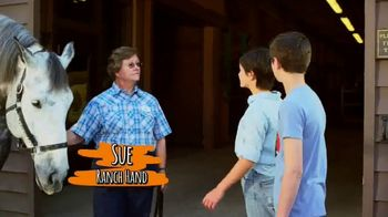 Walt Disney World TV Spot, 'Best Day Ever' feat. Peyton Lee, Asher Angel - Thumbnail 8