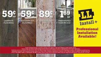 Lumber Liquidators Everywhere Flooring Sale TV Spot, 'Wide Width Oak' - Thumbnail 8