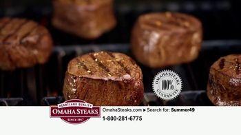 Omaha Steaks Summer Grilling Assortment TV Spot, 'Gourmet Upgrade' - Thumbnail 4