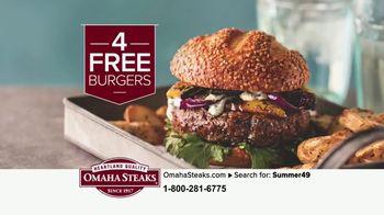 Omaha Steaks Summer Grilling Assortment TV Spot, 'Gourmet Upgrade' - Thumbnail 6