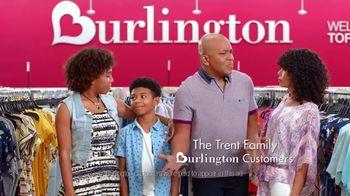 Burlington TV Spot, 'For the Trent Family, Summer Starts at Burlington' - 3035 commercial airings