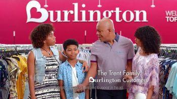 Burlington TV Spot, 'For the Trent Family, Summer Starts at Burlington' - Thumbnail 2