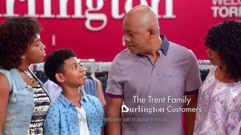 Burlington TV Spot, 'For the Trent Family, Summer Starts at Burlington' - Thumbnail 3