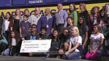Farmers Insurance TV Spot, 'Thank America's Teachers: Can't Stop Laughing' - Thumbnail 8
