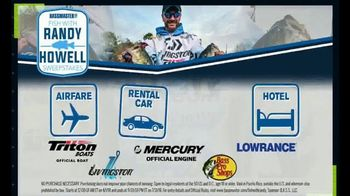 Bassmaster Fish With Randy Howell Sweepstakes TV Spot, 'So Easy' - Thumbnail 3