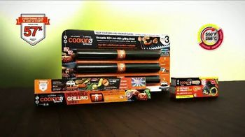 Cookina Barbecue Grilling Sheet TV Spot, 'Barbecue Season' - Thumbnail 2