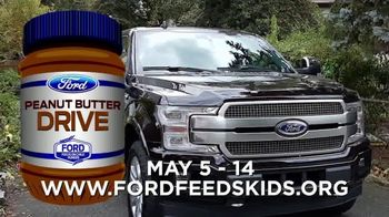 Ford Focus on Child Hunger TV Spot, '2018 Peanut Butter Drive: Donate' - Thumbnail 5