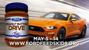 Ford Focus on Child Hunger TV Spot, '2018 Peanut Butter Drive: Donate' - Thumbnail 1