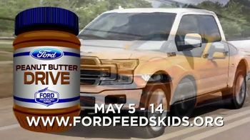 Ford Focus on Child Hunger TV Spot, '2018 Peanut Butter Drive: Donate'