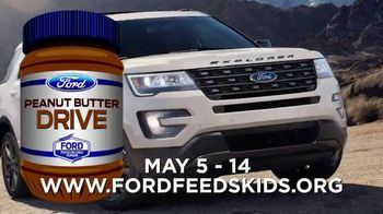 Ford Focus on Child Hunger TV Spot, '2018 Peanut Butter Drive: Donate' - Thumbnail 3