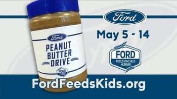 Ford Focus on Child Hunger TV Spot, '2018 Peanut Butter Drive' - Thumbnail 5