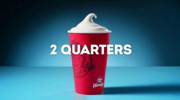 Wendy's Frosty TV Spot, 'Math at a Time Like This'