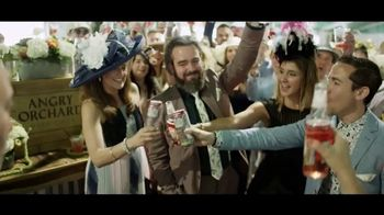 Angry Orchard Rose TV Spot, 'NBC: Kentucky Derby Rose Club' Ft. Johnny Weir - Thumbnail 4