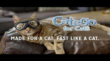 Catego TV Spot, 'Fast Like Lightning' - Thumbnail 9