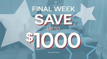 Ashley HomeStore Memorial Day Sale TV Spot, 'Big Savings: Mattresses' - Thumbnail 5
