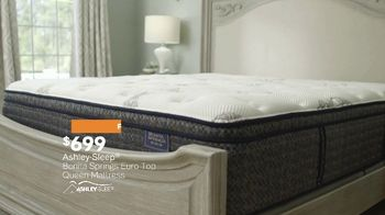 Ashley HomeStore Memorial Day Sale TV Spot, 'Big Savings: Mattresses' - Thumbnail 6
