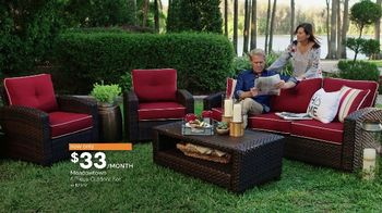 Ashley HomeStore Memorial Day Sale TV Spot, 'Starting Now: Hot Styles' - Thumbnail 3