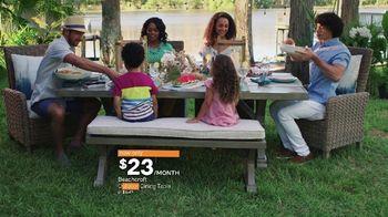 Ashley HomeStore Memorial Day Sale TV Spot, 'Starting Now: Hot Styles' - Thumbnail 4