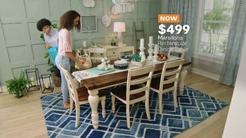 Ashley HomeStore Memorial Day Sale TV Spot, 'Starts Now: Queen Panel Bed' - Thumbnail 8