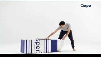 Casper TV Spot, 'Unboxing' - Thumbnail 3