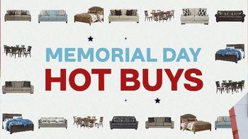 Ashley HomeStore Memorial Day Sale TV Spot, 'Hot Buys' - Thumbnail 2