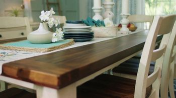 Ashley HomeStore Memorial Day Sale TV Spot, 'Shop and Save: Dining Table' - Thumbnail 8