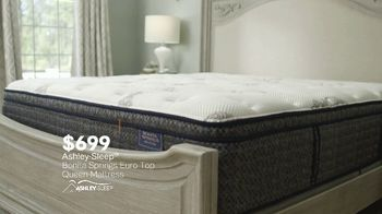 Ashley HomeStore Memorial Day Sale TV Spot, 'Mattresses: $1000' - Thumbnail 5