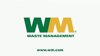 Waste Management TV Spot, 'Lessons With the Pros: Planning to Perfection' - Thumbnail 9