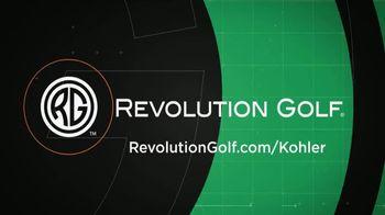 Revolution Golf TV Spot, 'Golf School Experience: Whistling Straits' - Thumbnail 8