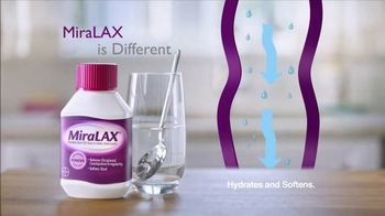 MiraLAX TV Spot, 'Works With Your Body: Hydrates' - Thumbnail 4