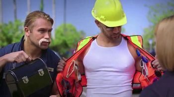 CarMax TV Spot, 'Disguised WWE Superstars' Feat. Tyler Breeze, Fandango - 9 commercial airings