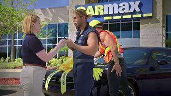 CarMax TV Spot, 'Disguised WWE Superstars' Feat. Tyler Breeze, Fandango - Thumbnail 9