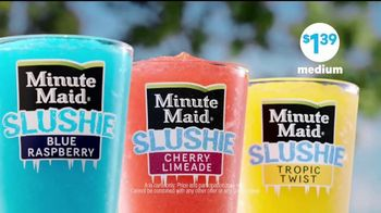 McDonald's Minute Maid Slushies TV Spot, 'Where Will Your Sip Take You?' - Thumbnail 10