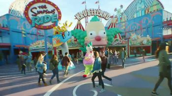 Universal Studios Hollywood TV Spot, 'So Much Has Changed'