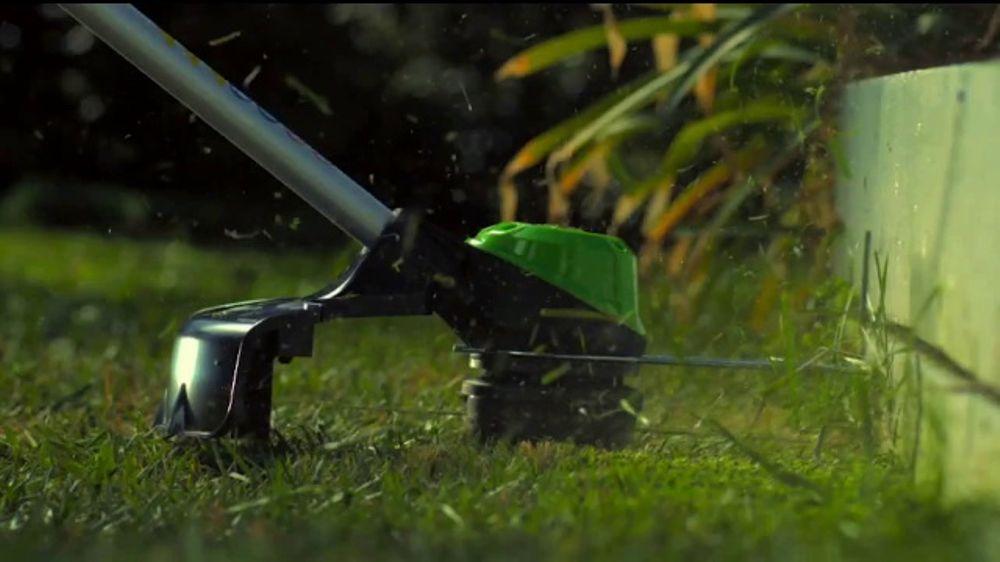 GreenWorks Pro 60-Volt String Trimmer TV Commercial, 'Possible' - Video