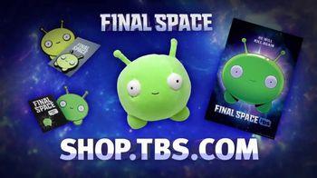 TBS Shop TV Spot, 'Final Space Gear' - Thumbnail 2