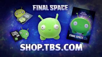 TBS Shop TV Spot, 'Final Space Gear' - Thumbnail 3