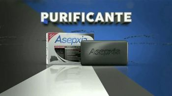 Asepxia Charcoal With Hydro-Force TV Spot, 'Purificante' [Spanish] - Thumbnail 8