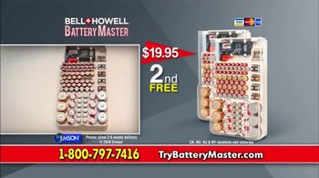 Battery Master TV Spot, 'All-in-One Battery Solution' - Thumbnail 9