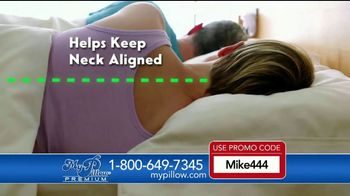 My Pillow TV Spot, 'Deep Sleep: 50% Off' - Thumbnail 5