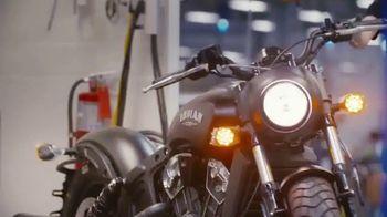 Indian Motorcycle TV Spot, 'Set the Standard' - Thumbnail 5